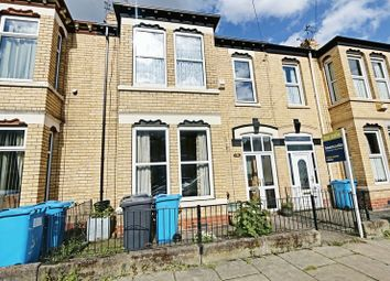 Thumbnail 4 bedroom terraced house for sale in Hamlyn Avenue, Hull