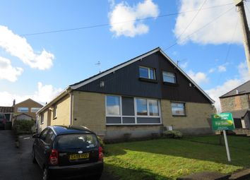 Thumbnail 3 bed semi-detached bungalow for sale in Heol Y Ffynnon, Efail Isaf, Pontypridd