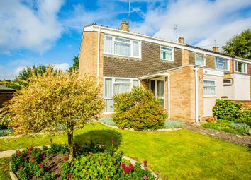 3 bed terraced house for sale in Millfield Close, Marsh Gibbon, Bicester OX27