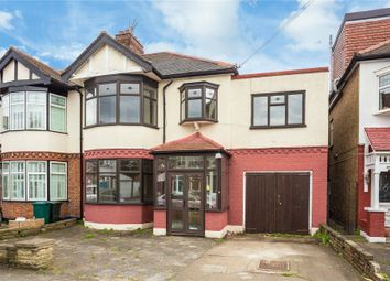Thumbnail 4 bedroom semi-detached house for sale in Onslow Gardens, South Woodford, London