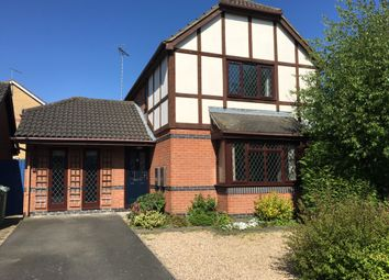 Thumbnail 3 bed detached house to rent in Keats Grove, Stamford