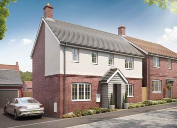 """Thumbnail 3 bedroom detached house for sale in """"The Clayton"""" at Coldharbour Road, Northfleet, Gravesend"""