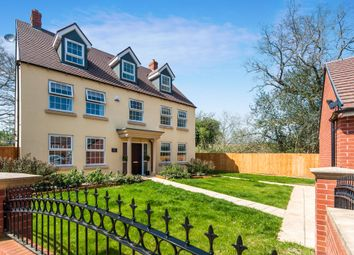 Thumbnail 6 bedroom detached house for sale in Sandoe Way, Exeter