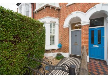 Thumbnail 3 bed terraced house to rent in Cambray Road, London