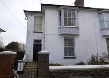 Thumbnail 2 bed flat for sale in Monkton Street, Ryde