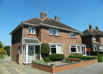 Thumbnail 3 bed semi-detached house to rent in De Wint Avenue, Lincoln