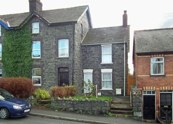 Thumbnail 2 bed end terrace house for sale in Brookland Road, Llandrindod Wells