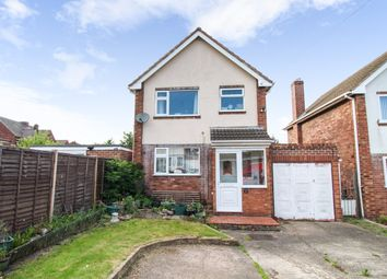 Thumbnail 3 bed detached house for sale in Brookside Way, Tamworth, Staffordshire