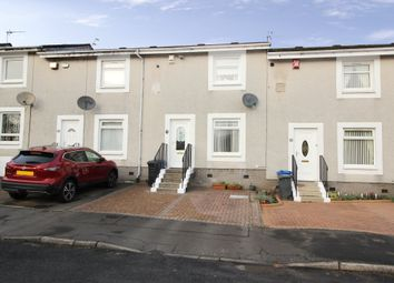 Thumbnail 2 bed terraced house for sale in 14 Craigencart Court, Duntocher