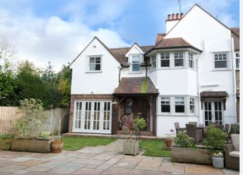 Thumbnail 4 bed semi-detached house for sale in Station Road, Woldingham, Caterham