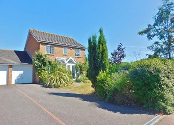 Thumbnail 4 bedroom detached house for sale in Titchfield Park Road, Titchfield, Fareham