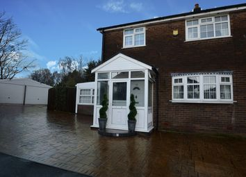 Thumbnail 4 bed semi-detached house for sale in Monsall Close, Bury