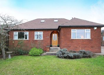 Thumbnail 5 bed detached bungalow for sale in Gapsick Lane, Clowne, Chesterfield