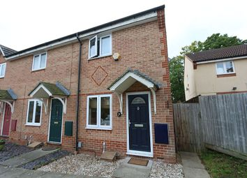 Thumbnail 2 bed end terrace house for sale in Lingmoor Drive, Watford, Hertfordshire