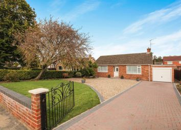 Thumbnail 3 bedroom detached bungalow for sale in Spellowgate, Driffield
