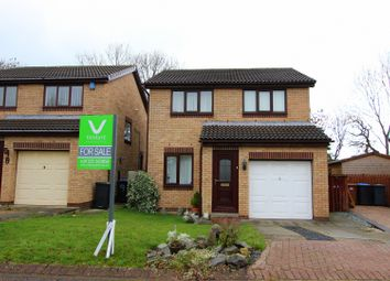Thumbnail 3 bed detached house for sale in Yarrow Court, Newton Aycliffe