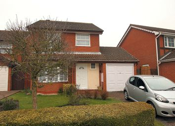 Thumbnail 3 bed detached house to rent in Shackleton Avenue, Yate, South Gloucestershire