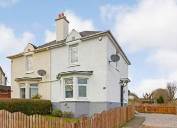 Thumbnail 2 bed semi-detached house for sale in Trinley Road, Knightswood, Glasgow, Lanarkshire