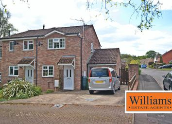 Thumbnail 2 bed terraced house for sale in Westholme Road, Belmont, Hereford