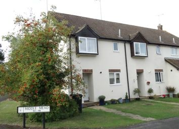 Thumbnail 3 bed semi-detached house to rent in Middle Mead, Hook