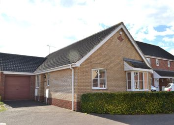 Thumbnail 3 bed detached bungalow for sale in Cranes Meadow, Harleston