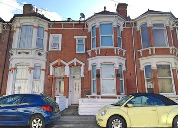 Thumbnail 8 bed terraced house for sale in Beach Road, Southsea