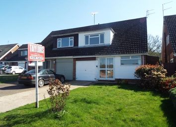 Thumbnail 3 bed semi-detached house for sale in Longway Avenue, Charlton Kings, Cheltenham, Gloucestershire
