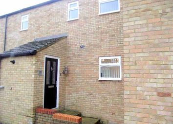 Thumbnail 2 bedroom terraced house to rent in Affleck Close, Swindon, Wilts