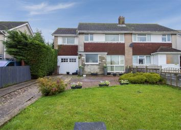 Thumbnail 5 bed semi-detached house for sale in Longfellow Road, Caldicot, Monmouthshire