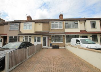 Thumbnail 2 bed terraced house for sale in Laburnum Avenue, Hornchurch