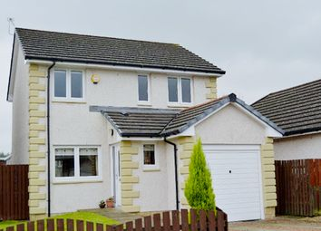 Thumbnail 3 bed detached house to rent in Meadow Court, Dunipace, Falkirk