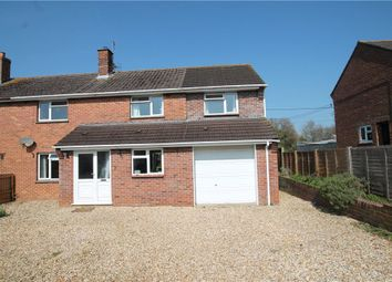 Thumbnail 4 bed semi-detached house for sale in Greenway, Child Okeford, Blandford Forum, Dorset
