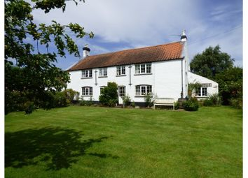 Thumbnail 4 bed detached house for sale in Green Lane, Potter Heigham