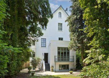 Oak Hill Road, Surbiton, Surrey KT6. 6 bed detached house for sale