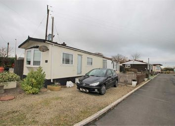 Thumbnail 2 bedroom mobile/park home for sale in Hillview Park Homes, Potters Hill, Felton, Bristol