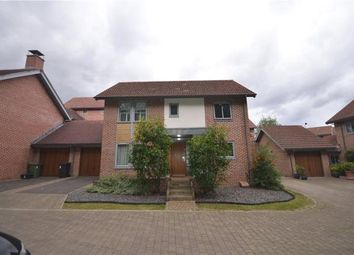 Thumbnail 4 bed detached house for sale in Parcel Drive, Basingstoke, Hampshire
