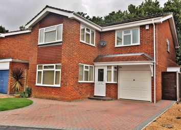 Thumbnail 4 bedroom detached house for sale in The Causeway, Fareham