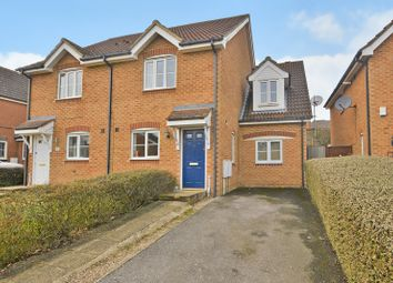 Thumbnail 3 bed semi-detached house for sale in Forest Avenue, Orchard Heights, Ashford