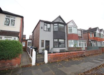 3 bed semi-detached house for sale in Woodlands Avenue, Stretford, Manchester M32