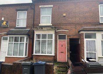 Thumbnail 2 bed terraced house for sale in Winnie Road, Selly Oak, Birmingham, West Midlands