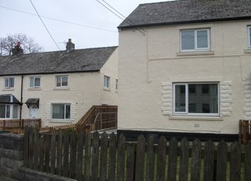 Thumbnail 2 bedroom semi-detached house to rent in Shirley Close, Evenwood, Bishop Auckland, County Durham
