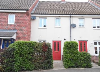 Thumbnail 2 bedroom terraced house for sale in Tasburgh Close, King's Lynn