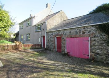 Thumbnail 3 bed farm for sale in Letterston, Haverfordwest