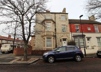 Thumbnail 2 bed flat to rent in Grafton Road, Whitley Bay