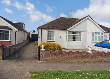 2 bed semi-detached bungalow for sale in Elms Drive, Lancing, West Sussex BN15