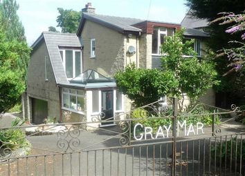 Thumbnail 4 bedroom detached house for sale in Bishops Lane, Buxton, Derbyshire