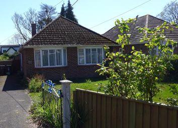 Thumbnail 3 bed bungalow for sale in Gladelands Park, Ringwood Road, Ferndown