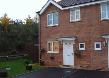 Thumbnail 3 bedroom semi-detached house to rent in Cloisters Way, St Georges, Telford