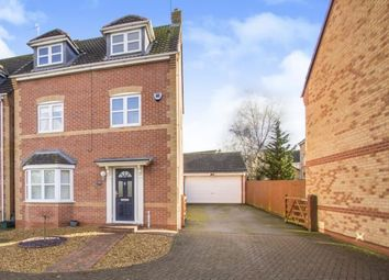 Thumbnail 5 bed detached house for sale in Woodlands Court, Oadby, Leicester, Leicestershire