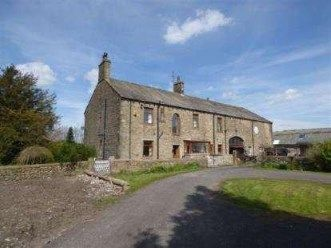 Thumbnail 5 bed detached house for sale in Red Lion Street, Earby, Barnoldswick, Lancashire